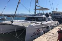 Catamaran Stefany