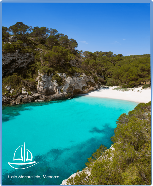 Belle Yachting - Cala Macarelleta, Menorca