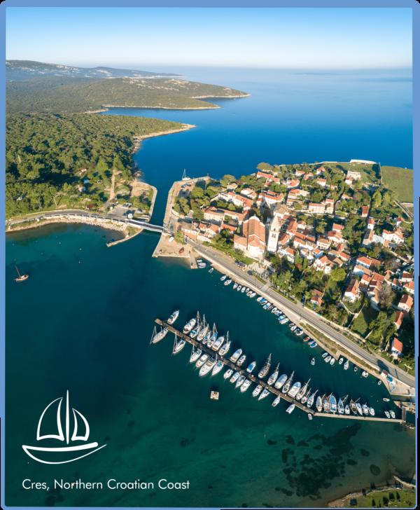 Belle Yachting - Cres Northern Croatia