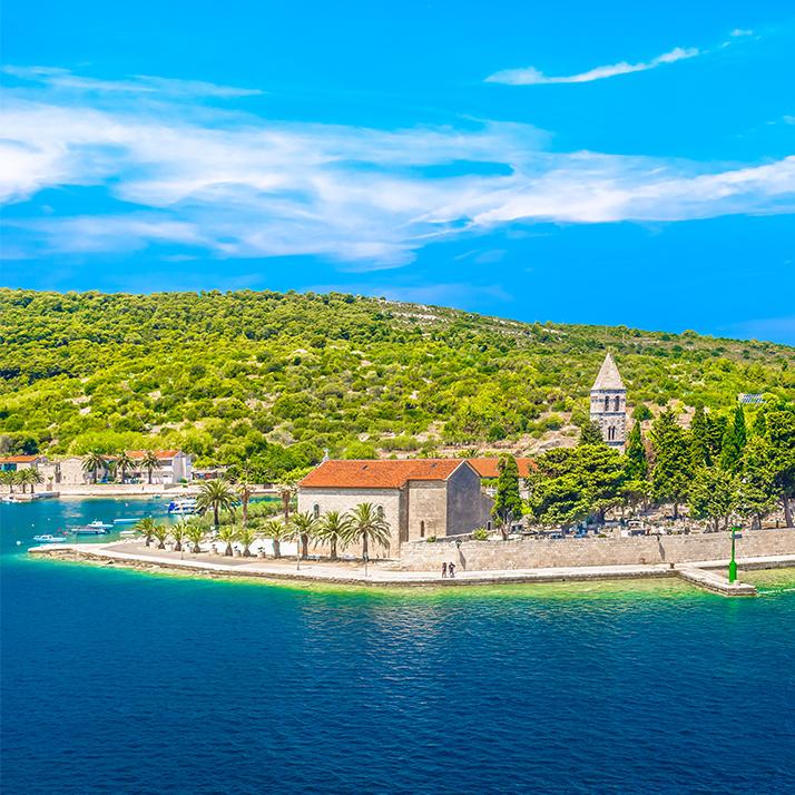 Catamaran hire Croatia